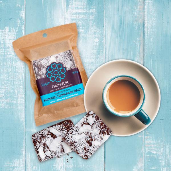 Truhvlik-kookos-maius-kohviga