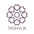Trühvlik logo lilla